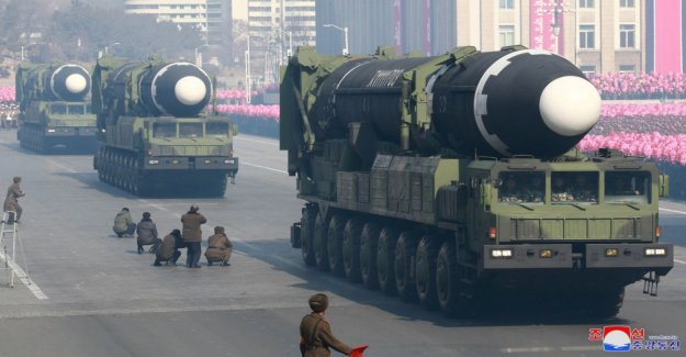 UN report: North Korea's missile program is intact