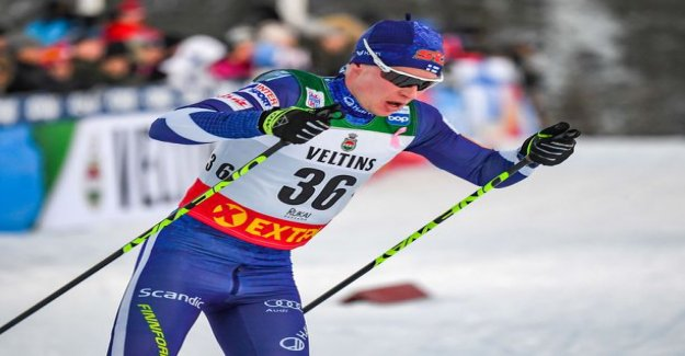 What is Matti Heikkinen MM-condition? John wouldn't leave event, if the goal is to be a success