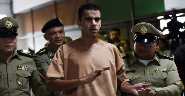 al-Araibi can sit imprisoned in Thailand for August