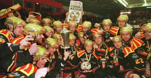 20 years since a team outside the top four won the national CHAMPIONSHIP in the SHL