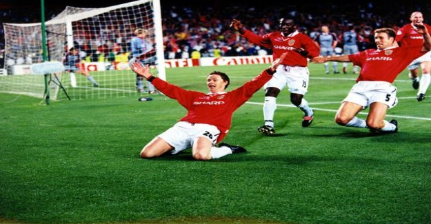20 years, the game number 20 - Manchester United manager ole Gunnar Solskjaer believed in fate,