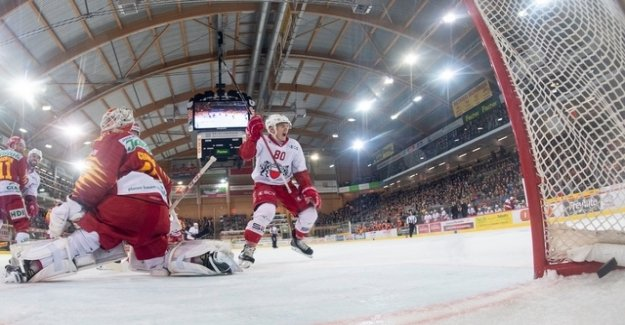 A lot of Ugly for Langnau