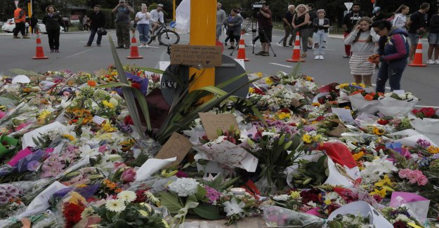 Accommodation in Christchurch: We have to go on
