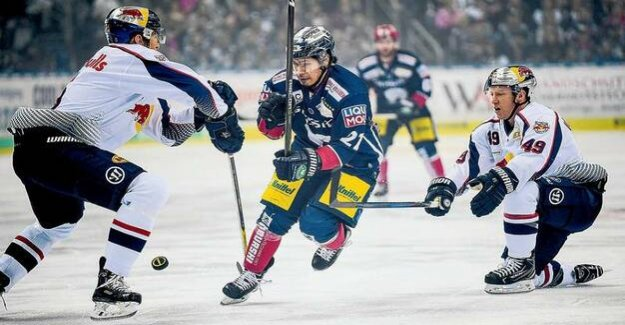 According to 2:5 against RB München : summer break in sight for the polar bears Berlin