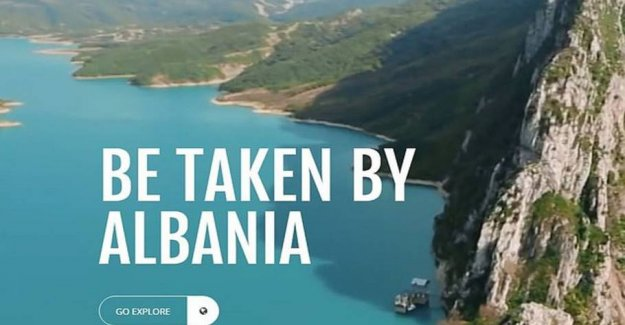 Albania's tourist slogan is linked to the kidnapping and trafficking of women