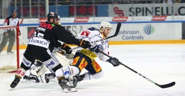 Ambri won game 5, extending in Lugano