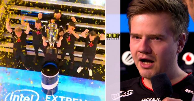 Astralis wins majorn – after the crusher in the finals