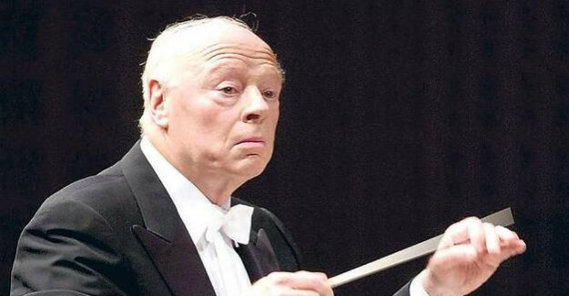 Bernard Haitink to 90. : Music pulsates the universe