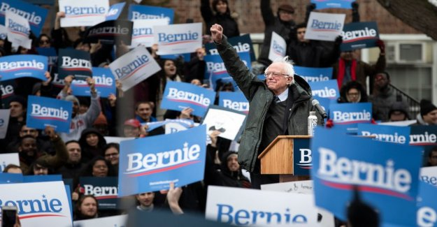 Bernie Sanders will be personalised in order to attract voters