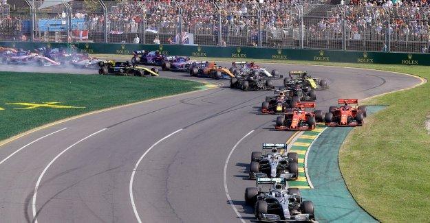 Bottas opens F1 season with victory in Australia, Stumbling to finish third