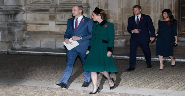 Break this, too? – Princes William and Harry will no longer work in the same office