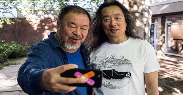 Captivating about Weiwei's life and art