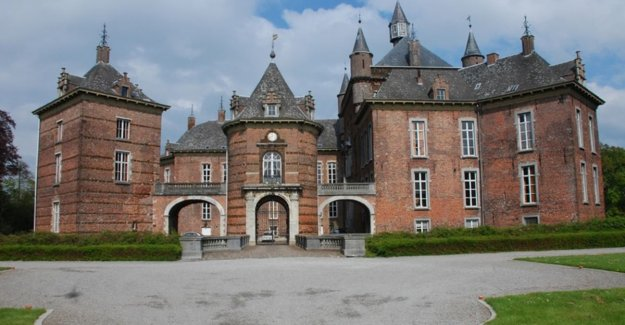 Castle park, De Merode is open to the public, also hotel and restaurant are planned