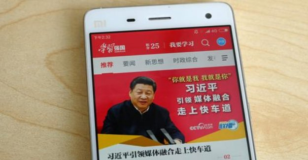 China before the people's Congress: socialism by duty App