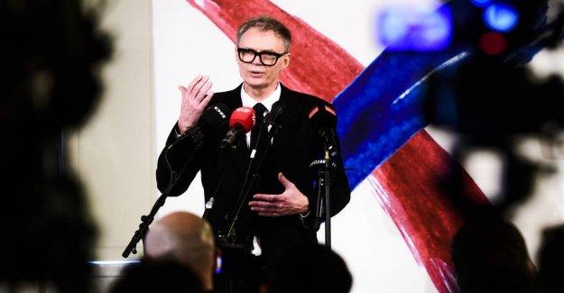 Claus Hjort: Riskærs opinions on Russia is appalling