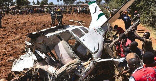 Close Safari Camp : Five Dead in helicopter crash in Kenya