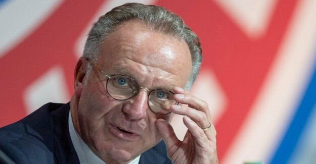 Club world Cup : Karl-Heinz Rummenigge against Boycott