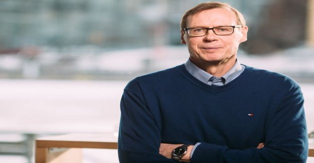 Commercial cooperation VitaeLab: Olympic champion Pertti Karppinen to take care of the body is also in older age - a Popular dietary supplement to welfare support for years