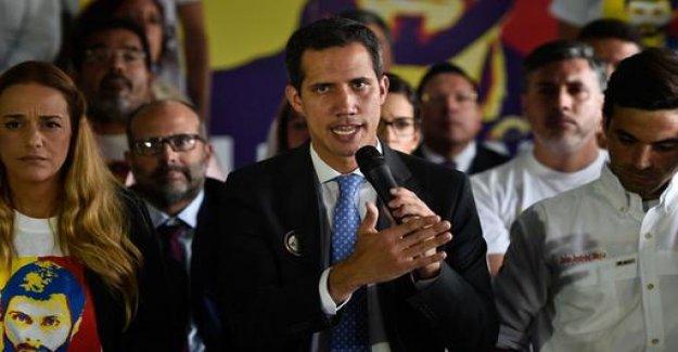 Crisis in Venezuela: Guaido announces return