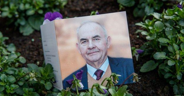 Cycling world says goodbye to Jef Braeckevelt