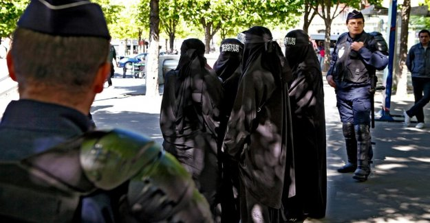 DN Opinion. The absurd proposals if slöjförbud paints muslims