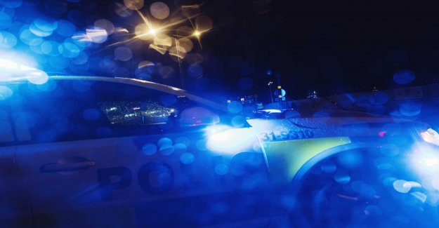 Eight detained after rough theft