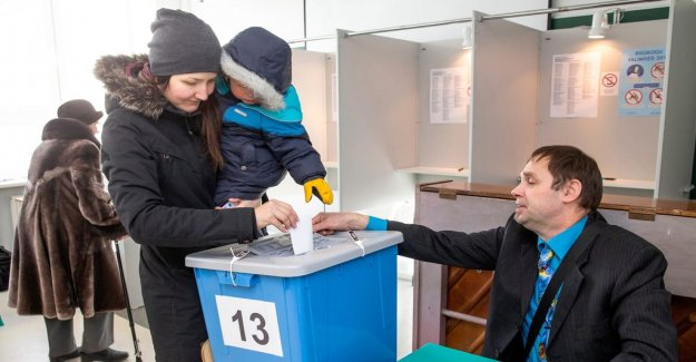 Elections in Estonia looks to be a shocker