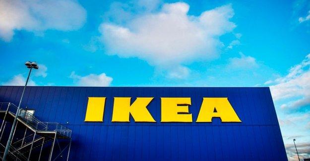 Employee stole millions of dollars from the Norwegian Ikea