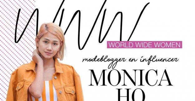Fashion blogger Monica HO: I realise that the 'influencerbubbel' one day it will burst