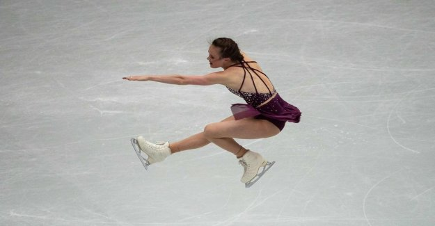 Figure skater to be cleared of accusations