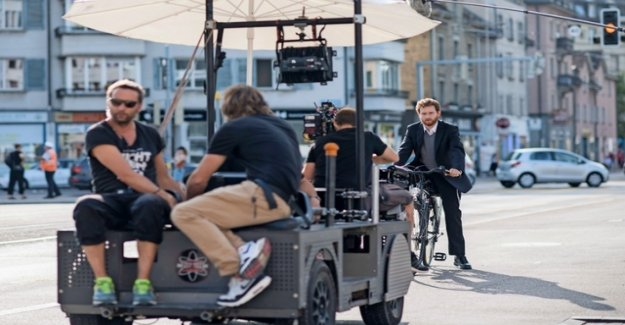 For a filmmaker, Zurich is a bureaucratic hurdle race