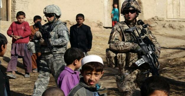 German army : self-conscious from the Afghanistan deployment
