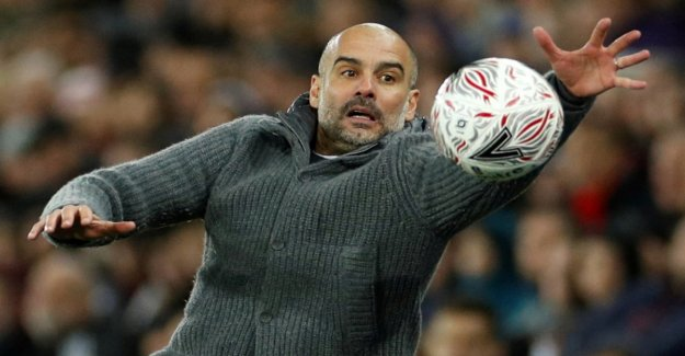 Guardiola in luck, ManUnited out