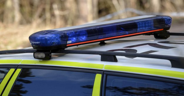 Gunman hunted after attempted murder in Haninge
