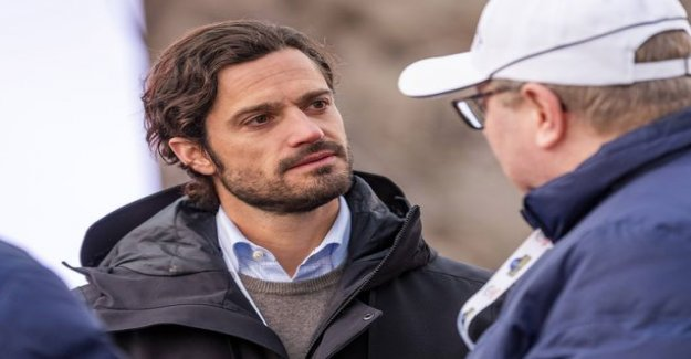 HBL: Prince Carl Philip swiftly Vasaloppet stomach disease – 90 miles bottomed out in less than nine hours