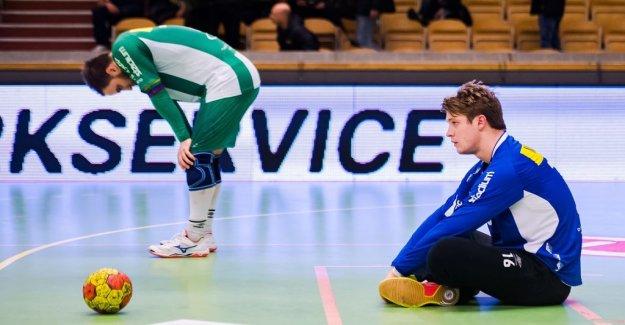 Hammarby handboll a loss from relegation