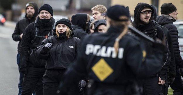 Højrenationalister rejected in Sweden: Holds meeting in Copenhagen