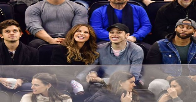 Hollywood star Kate Beckinsale, 45, hit 20 years younger comedian – hempeili the hockey game