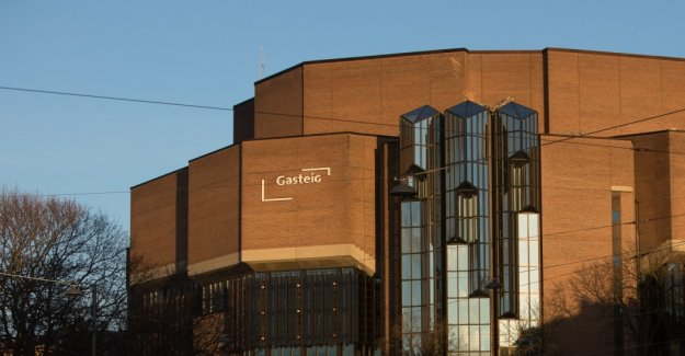 How much the Gasteig, the city needs?