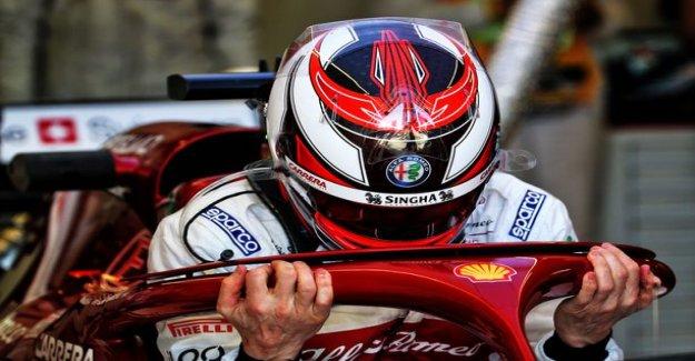 IL follow live: what is Kimi Raikkonen ready? - Australian GP qualifying to separate the wheat from the chaff