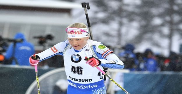 IL followed live: Kaisa Mäkäräinen was a medal in the battle before the last shot - as many as four miss!