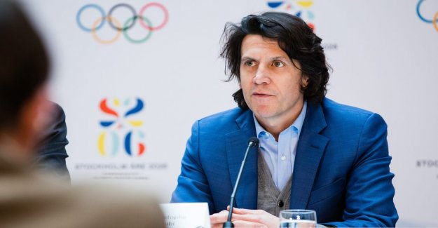 IOC-head of chaos: People in Stockholm go