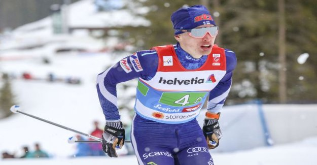 Iivo Niskanen withdrew unexpectedly from the race in falun in - Yle: the whole world cup season is over