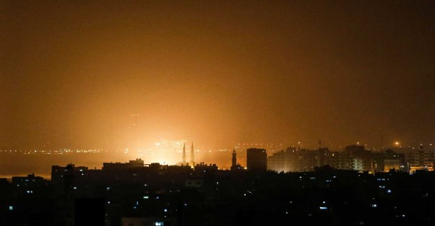 Israel responds to attacks from Gaza