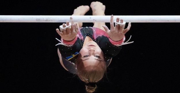 Jonna Adlerteg fifth in the world cup