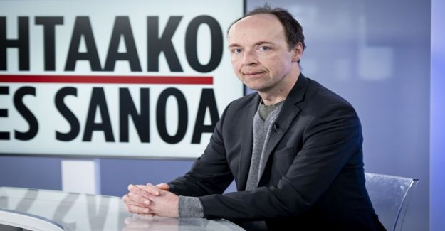 Jussi Halla-aho told the most important means of immigration policy and a negative asylum decision received: does Not like to let the players in the street