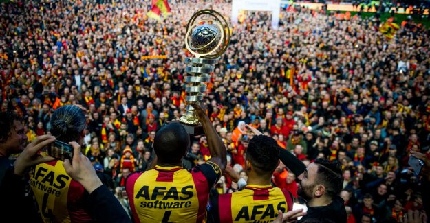 KV Mechelen is champion! Malinwa wins intense second titelmatch of Beerschot-Wilrijk and promoted in principle to 1A