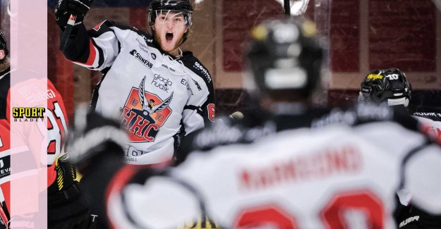 Kristianstad, sweden and Hudiksvall, sweden, to advance to the next round after thriller