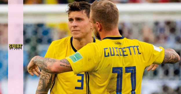 Lindelöf saying no to the national team
