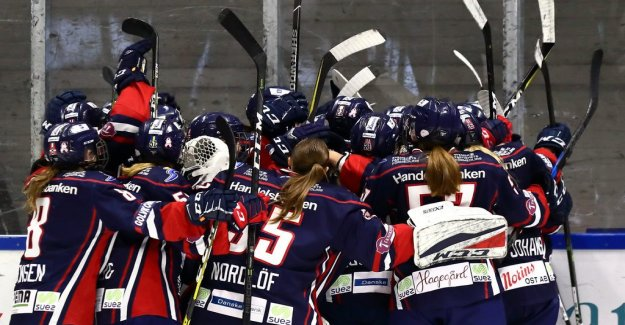 Linköping, sweden to their second straight SM-final